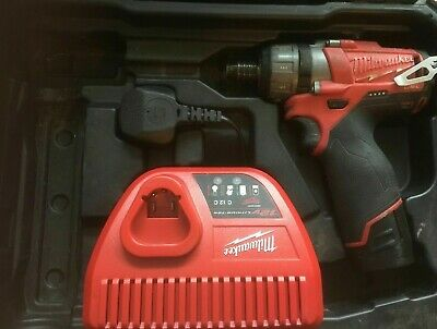 Milwaukee Fuel M12 CD Brushless Impact Driver