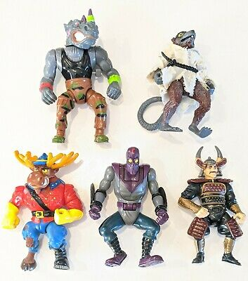 CHOOSE: Vintage 1991-1993 Teenage Mutant Ninja Turtles Action Figures *Playmates
