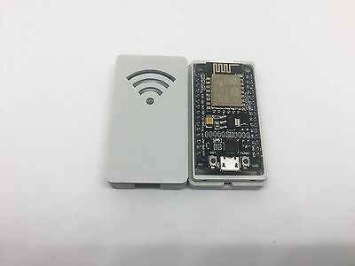 Wifi Jammer NodeMCU Hacker SSID Spam Latest V2.0 with case