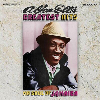 ALTON ELLIS Greatest Hits ~ Mr Soul Of Jamaica 2 CD SET NEW(11THOCT)