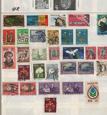 British Colonies   Lot Of Very Old Stamps #41R       Sf
