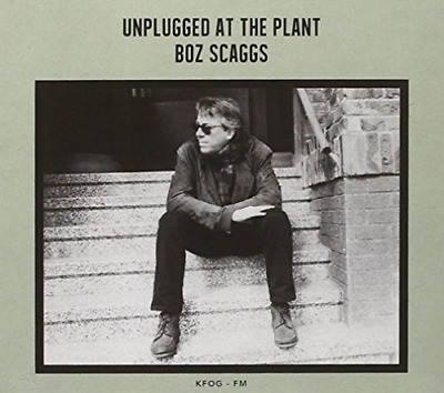 Boz Scaggs-Unplugged At The Plant (Uk Import) Cd New