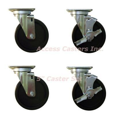 AC-10314-75 Caster Set for Silver King