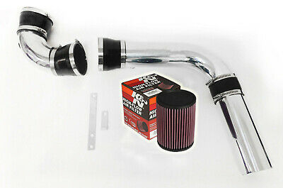All BLACK COATED 3pc cold Air Intake Kit For 1994-1997 Pontiac Firebird 5.7 V8