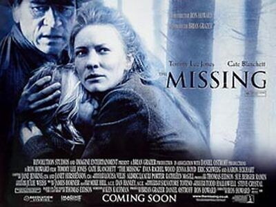 Missing (Double Sided) Original Movie Poster