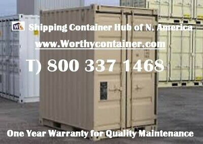 10' New Shipping Container in Houston, TX