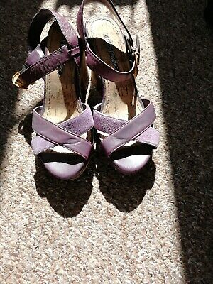 Hush puppies Lilac Fabienne Sandals Size 5