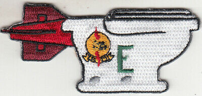 Vfa-25 Fist Of The Fleet Toilet Bomb Patch