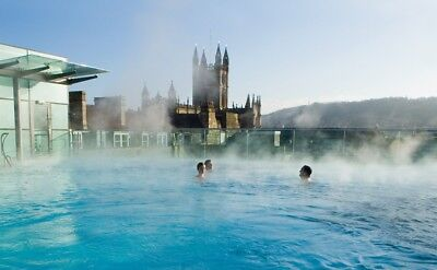 Thermae Bath Spa voucher RRP£40