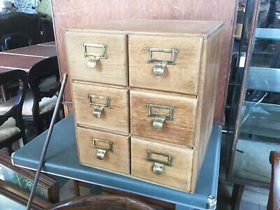 Small Set Of Collectors Vintage Draws