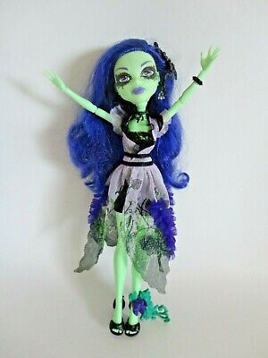 Mattel Monster High Gloom And Bloom  *Amanita Nightshade* Doll