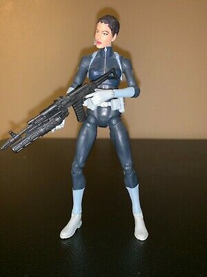 MARVEL LEGENDS Avengers SHIELD LEADER MARIA HILL From HASBRO 2008 2 PACK Rare