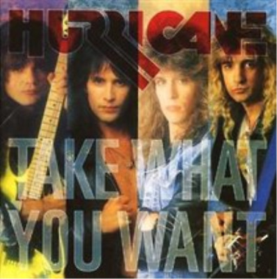 Hurricane-Take What You Want (US IMPORT) CD NEW