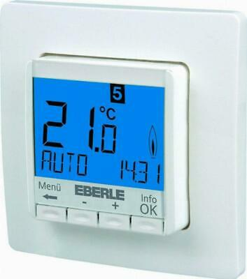 Eberle Controls UP-Uhrenthermostat FIT 3Rw / blau Uhrenthermostate 527820355100