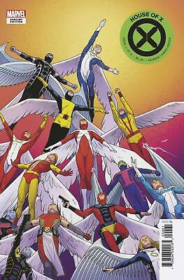 House Of X #4 (Of 6) Cabal Character Decades Variant By Marvel Comics!