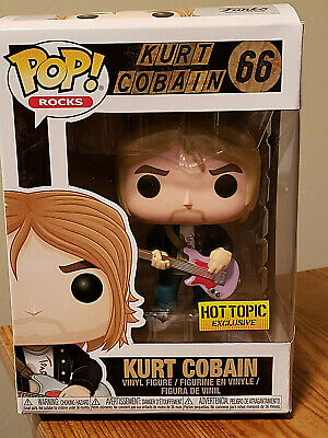 Kurt Cobain #66 Funko Pop! Rocks