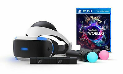 Sony CUH-ZVR1 PlayStation VR Worlds Console with Accessories