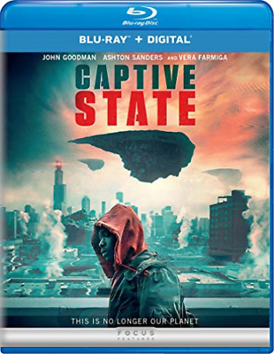 CAPTIVE STATE-CAPTIVE STATE (Importación USA) Blu-Ray NUEVO
