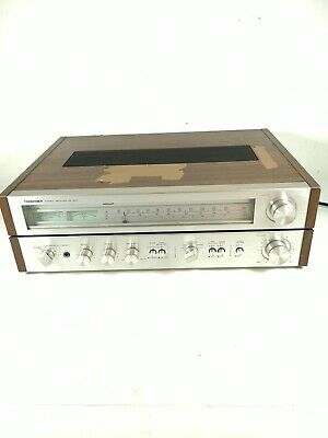 Toshiba SA-320L Vintage AM & FM Built In Phono Stage Vintage Receiver Amplifier