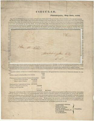 1832 - Petition to Congress from Hat-Makers Supporting the Protectionist Tariff
