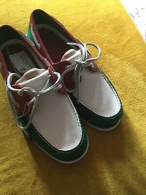 Mens Timberland Deck Shoes Size 9