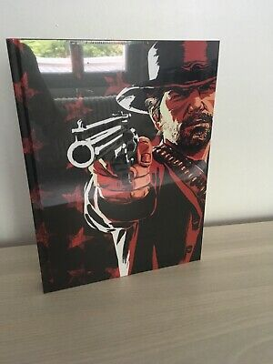 Red Dead Redemption 2 Guide Edition Collector FR NEUF