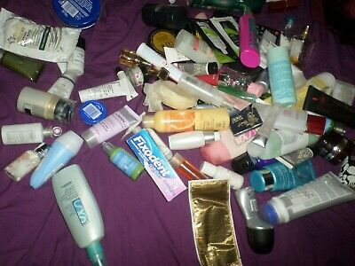 Job lot of 85 x Toiletries_Mixed lot_New and Used items_Cash on collection only