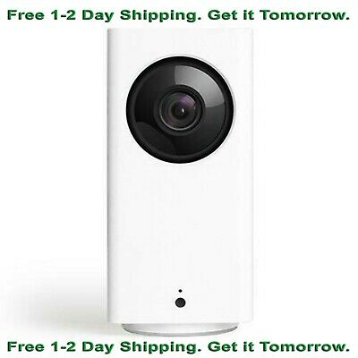 Wyze Cam 1080p Pan/Tilt/Zoom Wi-Fi Smart Home Camera with Night Vision