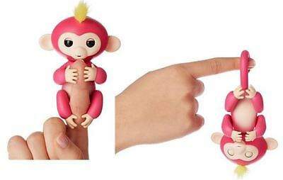 WowWee  - Bella the Pink Fingerlings Baby Monkey ***100% AUTHENTIC, UK***