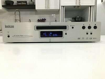 Lexicon RT-10 Universal player DVD,Super Audio CD, DVD audio, CD Player