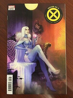 House of X #3 1:10 Huddleston Variant See 12 Pics of Actual Book For Sale NM