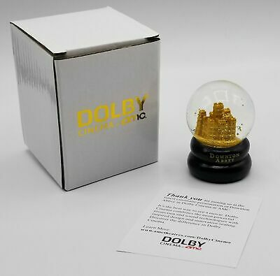Downton Abbey Film Fan Event Snow Globe