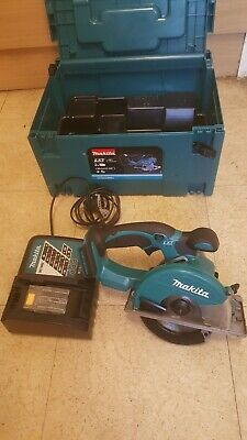Makita Cordless Dcs550 Cordless 18v Circular Saw.  No Batteries