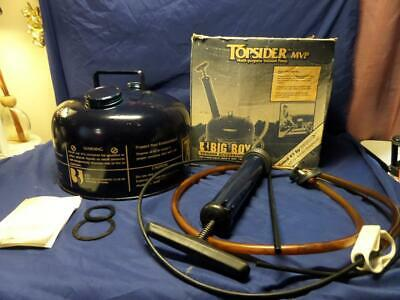 Big Boy Product Topside Oil Changer Topsider fluid extractor boat/truck motor R5