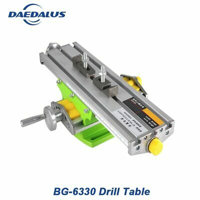 Bench Vise 6330 Drill table Mini Multifunctional Cross Working Table XY-axis