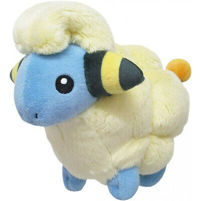 """Sanei Pokemon All Star Series PP64 Suicune Stuffed Plush  8.5/"""" F//S w//Tracking#"""