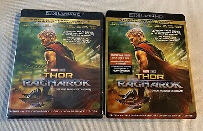 Thor: Ragnarok (Blu-ray Disc, Includes Digital Copy 4K Ultra HD)