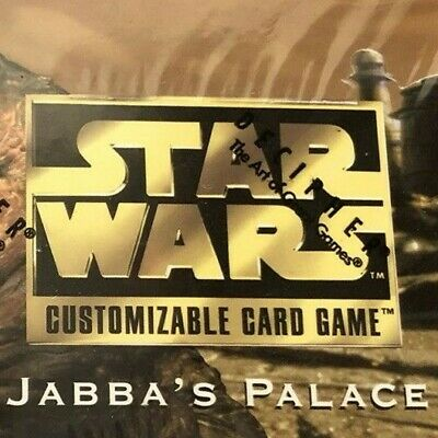 Rare Singles [choose card & condition] JABBA'S PALACE star wars ccg swccg