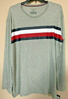 TOMMY HILFIGER Herren T Shirt ESSENTIAL MAGNIFIED Relaxed