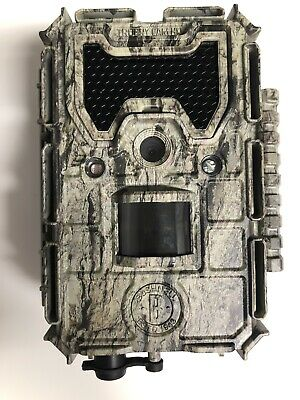 Bushnell 24Mp Trophy Cam HD Aggrsr,Camo No Glow,Bx 119877C