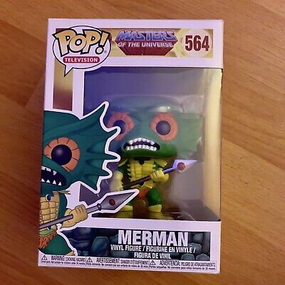 Funko Pop Merman Masters of The Universe