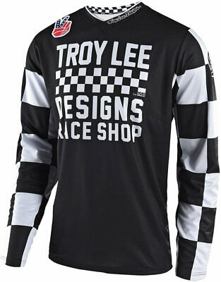 Troy Lee Designs GP Checker Jersey