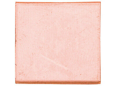 Copper Blanks Square Pack of 6 18mm X 1mm
