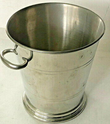 Vintage 2 Handled Ice Bucket