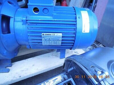 Lowara LM112 Series Water Pump with 4 Kw , 3 phase, 2 pole motor.