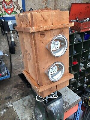 Twin Beer Tap Font Clamp On