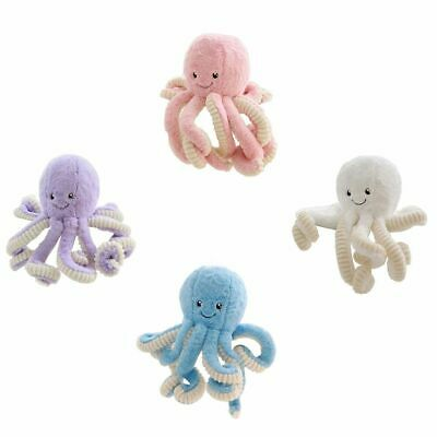 Cute Octopus Plush Toys Octopus Soft Whale Doll & Stuffed Toy Children Baby Gift