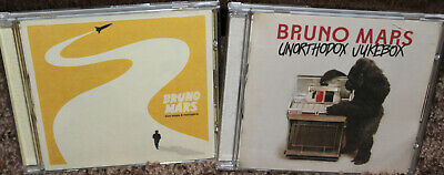 lot 2 * BRUNO MARS * doo-wops & hooligans * CD * unorthodox jukebox