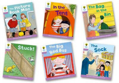 Oxford Reading Tree: Level 1+ More A Decode and Develop Pack of 6 (Oxford