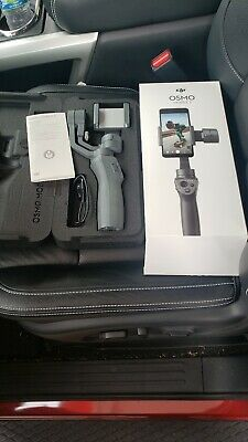 DJI Osmo Mobile 2 Gimbal System Stabilizer + Mobile 2 Base